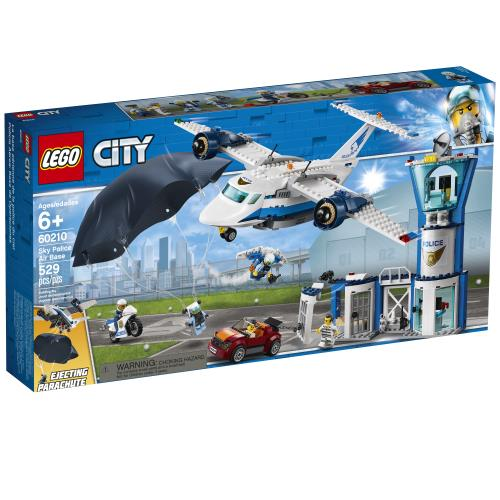 Lego City Sky Police Air Base - 60210 - Jouets LOL Toys