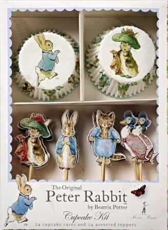 Peter Rabbit Cupcake Kit - Jouets LOL Toys