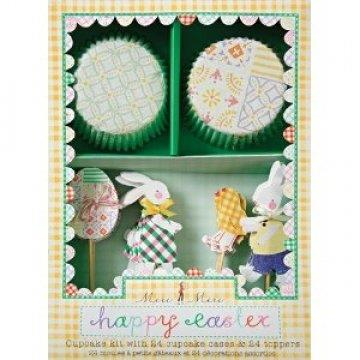 Happy Easter Cupcake Kit