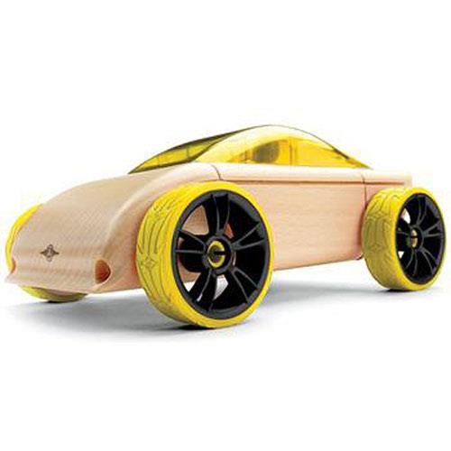 Automoblox Mini C9 Model Car (Yellow) - Jouets LOL Toys