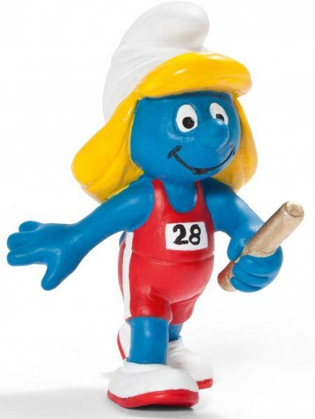 Smurfs Schleigh Figure Olympic Relay Runner - Jouets LOL Toys