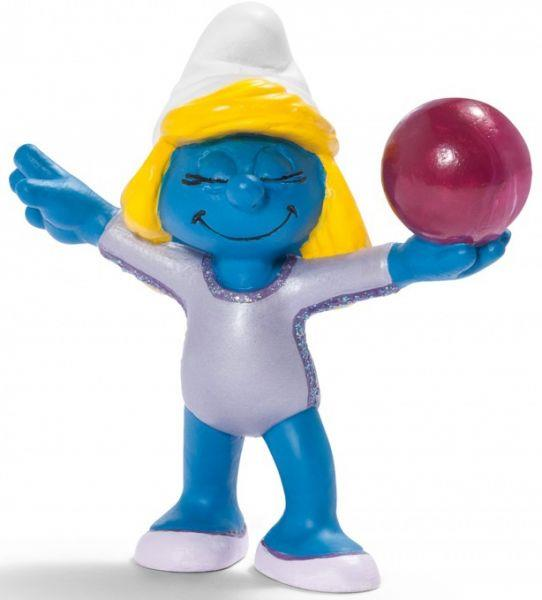 Smurfs Schleigh Figure Olympic Gymnast - Jouets LOL Toys