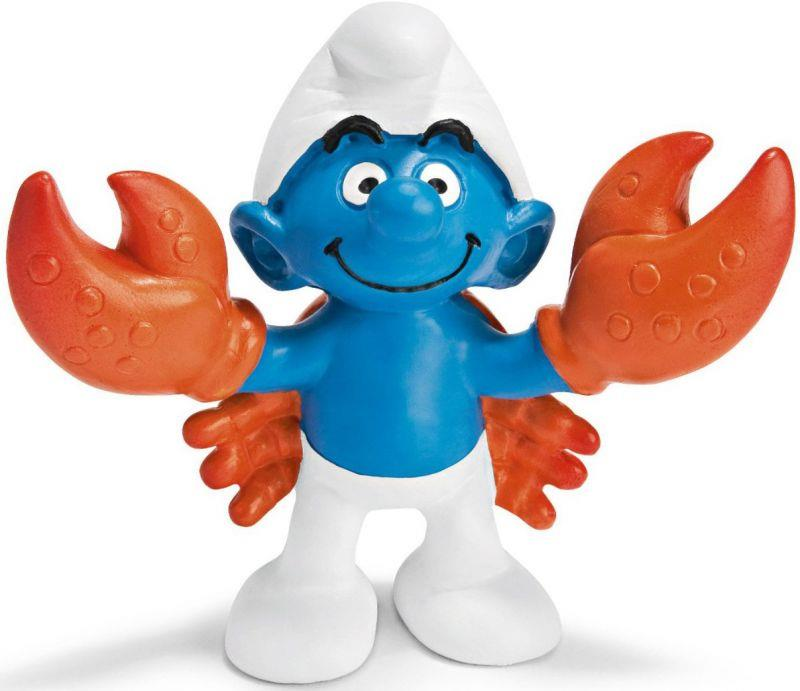 Smurfs Schleigh Figure Zodiac Cancer - Jouets LOL Toys