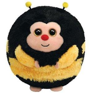 TY Beanie Ballz Bee - Zip (Small)