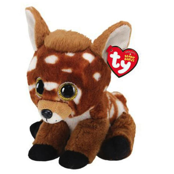 TY Beanie Babies Deer - Buckley (Small) - Jouets LOL Toys