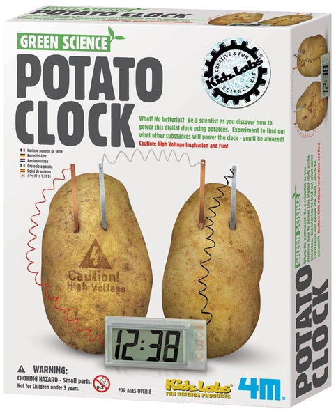 4M Potato Clock (Eng)