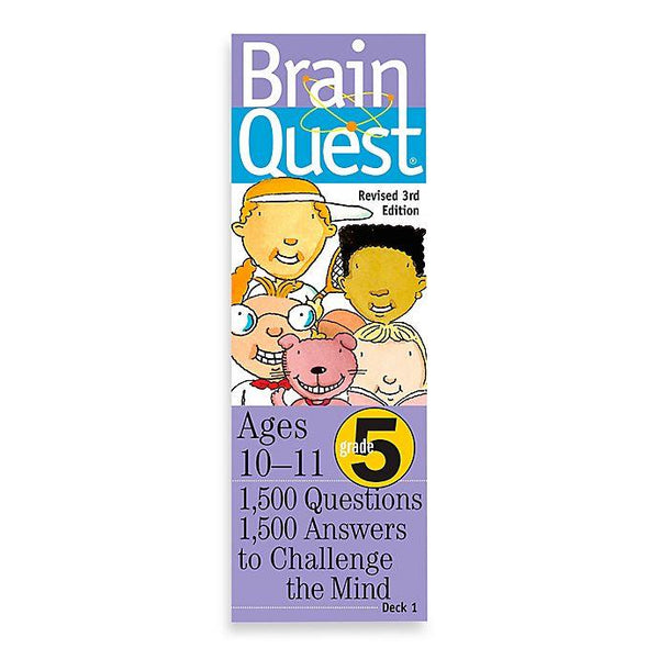 Brain Quest 5th Grade