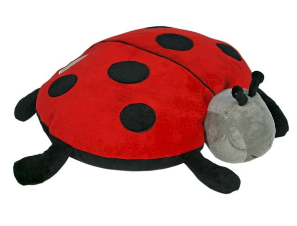 Cloud-B Sleep Sheep and Friends Plush Pillow Ladybug - Jouets LOL Toys