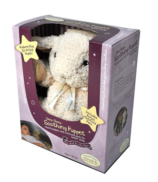 Cloud B Soothing Puppet Sheep - Jouets LOL Toys