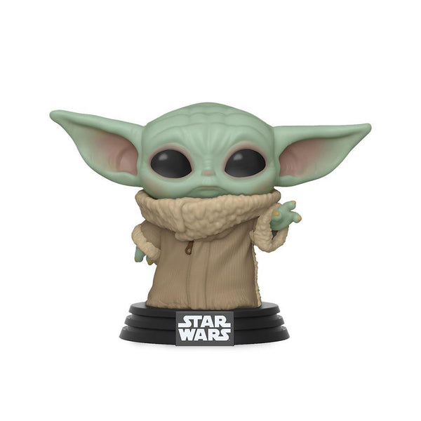 Star Wars Mandalorian The Child (Baby Yoda) Funko Pop Bobble Head - Jouets LOL Toys