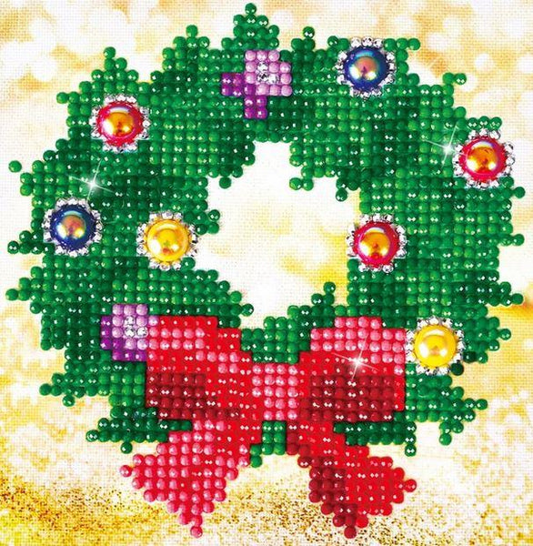Diamond Dotz Christmas Wreath - Jouets LOL Toys