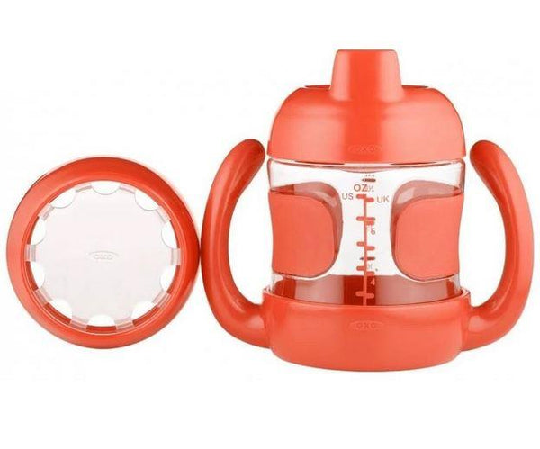 OXO Tot Sippy Cup Set (Orange) - Jouets LOL Toys