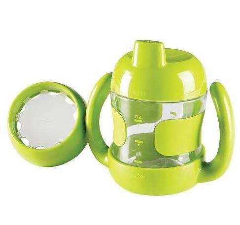 Oxo Tot Sippy Cup Set (Green) - Jouets LOL Toys