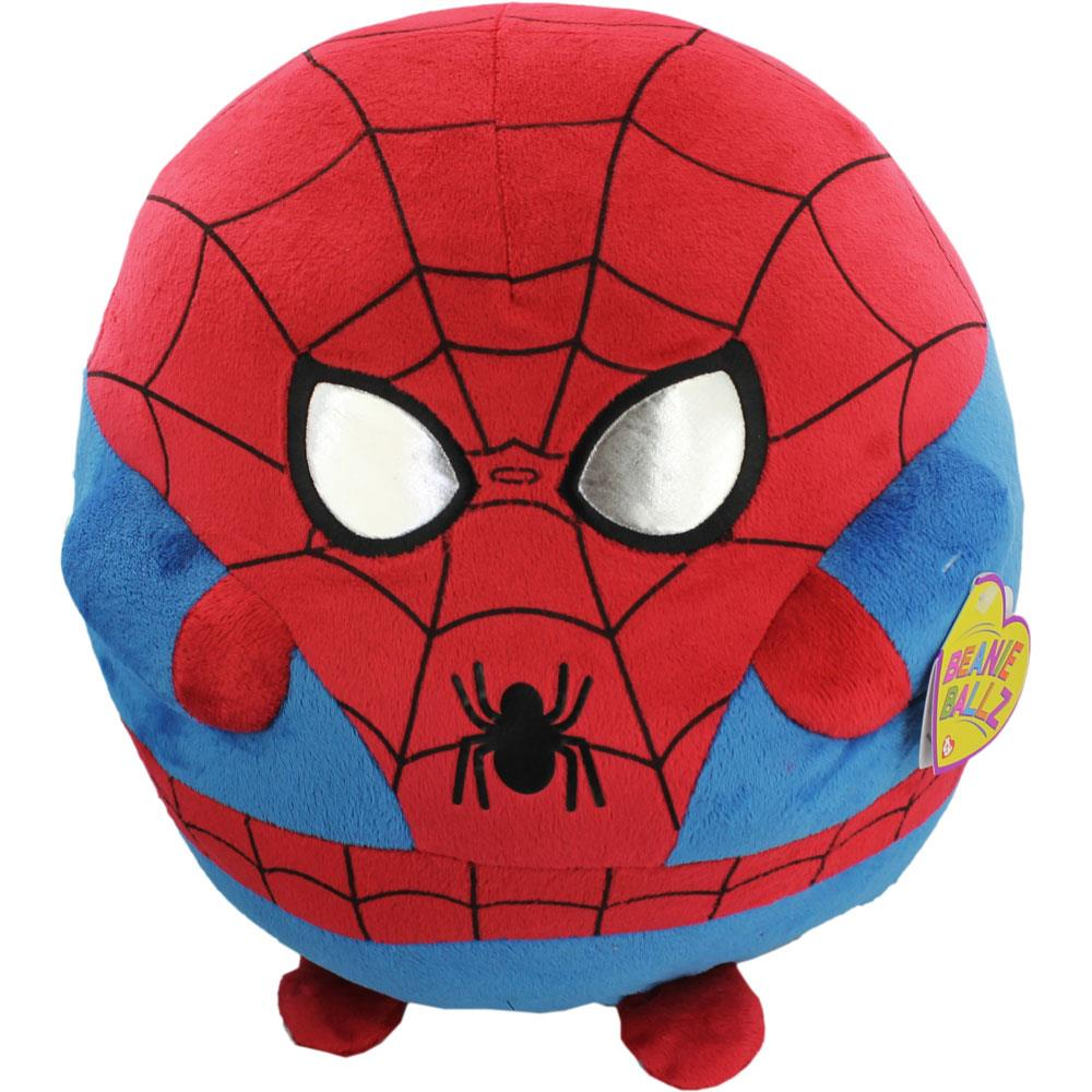 TY Beanie Ballz Disney Marvel Spiderman (X-Large) - Jouets LOL Toys