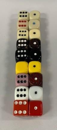 Chessex Dice Assorted (Small) - Jouets LOL Toys