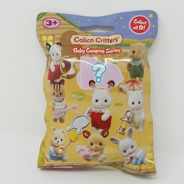 Calico Critters Baby Camping Series Surprise Pack - Jouets LOL Toys