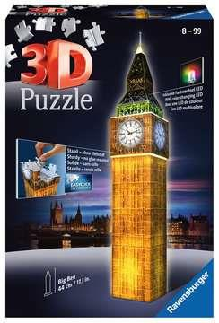 Ravensburger 3D Puzzle Big Ben Night Edition (216pcs)