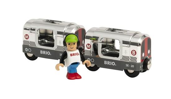 Brio Special Edition Train (2020) Chrome - 33838 - Jouets LOL Toys