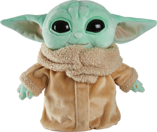 Star Wars Mandalorian The Child (Baby Yoda) Plush - Jouets LOL Toys