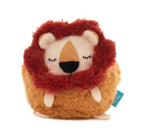 Manhattan Toy Squeezmeez Lion - Jouets LOL Toys