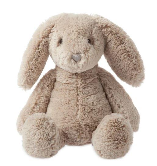 Manhattan Toy Lovelies Latte Bunny Brown Plush (Med) - Jouets LOL Toys