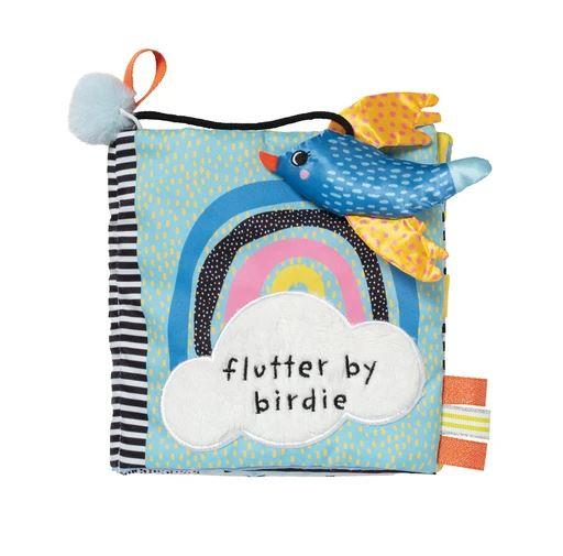 Manhattan Toy Flutter By Birdie Soft Book - Jouets LOL Toys
