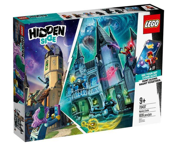 Lego Hidden Side Mystery Castle - 70437 - Jouets LOL Toys