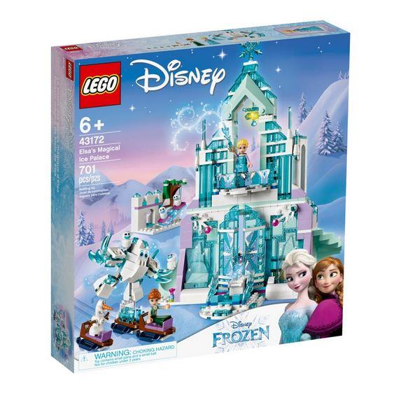Lego Disney Frozen Elsa's Magical Ice Palace - 43172 - Jouets LOL Toys