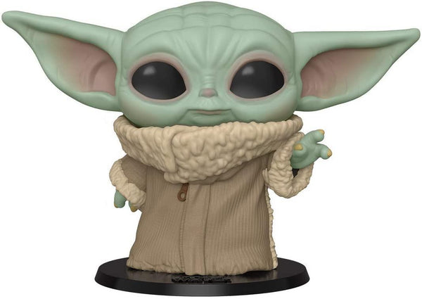POP Star Wars The Mandalorian-The Child (Baby Yoda) 10in - Jouets LOL Toys
