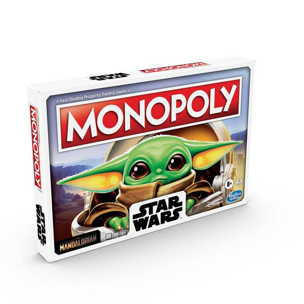 Monopoly Disney Star Wars Mandalorian - The Child - Jouets LOL Toys