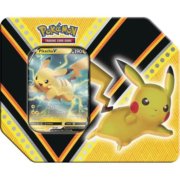 Pokemon Tin V Powers - Pikachu - Jouets LOL Toys