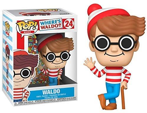 POP Books: Where's Waldo - Jouets LOL Toys