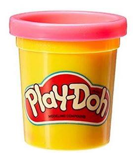 Play-Doh Coloured Cans (Dark Pink) - Jouets LOL Toys