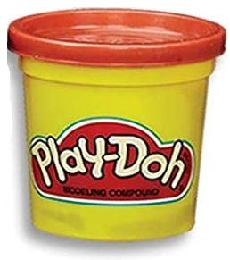 Play-Doh Coloured Cans (Red) - Jouets LOL Toys