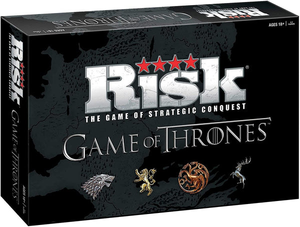 Risk Game of Thrones Edition - Jouets LOL Toys