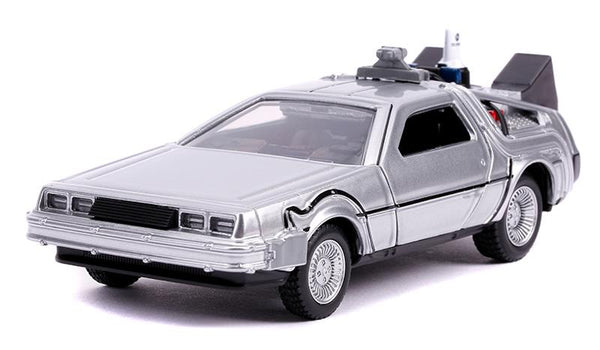 Back to the Future II Delorian Time Machine Car - Jouets LOL Toys