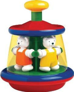 Ambi Ted and Tess Carousel - Jouets LOL Toys
