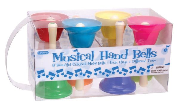 Hand Bells 8 Colors - Jouets LOL Toys
