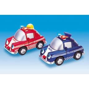 Diescast Fire/Police Cars - Jouets LOL Toys