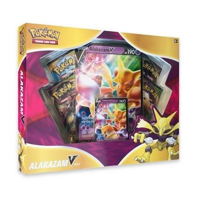 Pokemon Alazkazam V Box