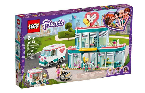 Lego Friends Heartlake City Hospital - 41394 - Jouets LOL Toys
