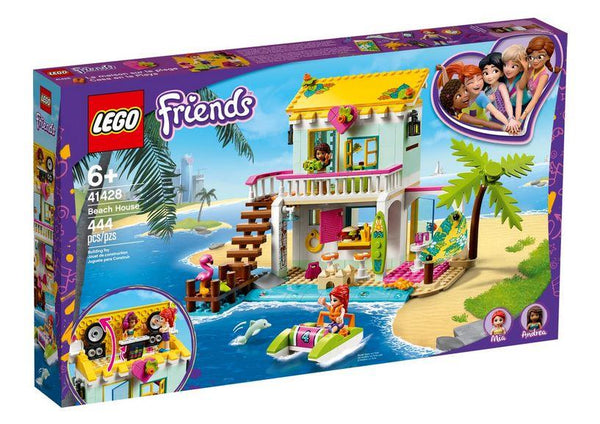 Lego Friends Beach House - 41428 - Jouets LOL Toys