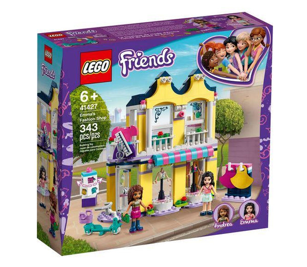 Lego Friends Emma's Fashion Shop - Jouets LOL Toys