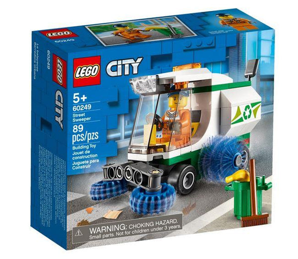 Lego City Street Sweeper - 60249 - Jouets LOL Toys