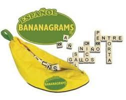 Bananagram Spanish - Jouets LOL Toys