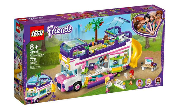 Lego Friends Friendship Bus - 41395 - Jouets LOL Toys