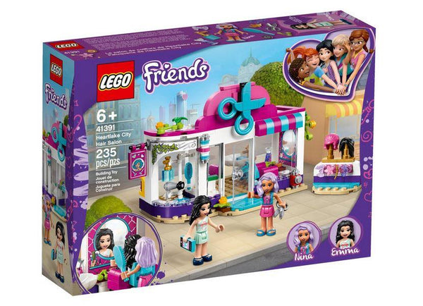 Lego Friends Heartlake City Hair Salon - 41391 - Jouets LOL Toys
