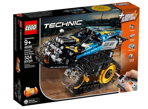 Lego Technic Remote Controlled Stunt Racer - 42095 - Jouets LOL Toys