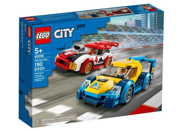 Lego City Racing Cars - 60256 - Jouets LOL Toys