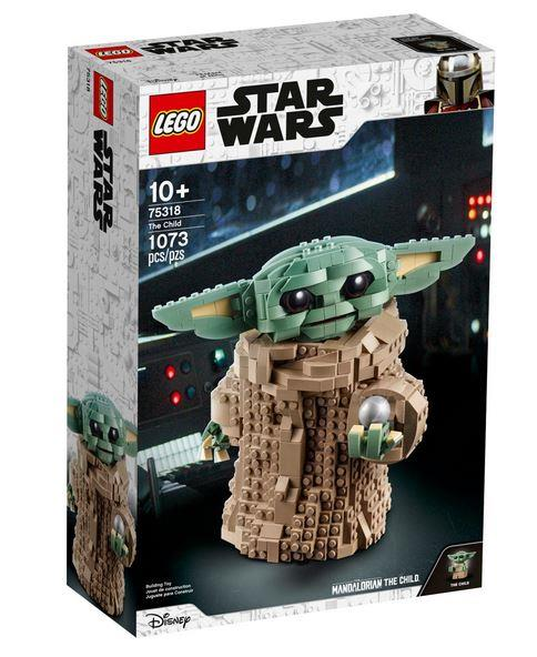 Lego Star Wars The Child (Baby Yoda) - 75318 - Jouets LOL Toys